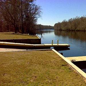 Boating Access - Holly Shelter
