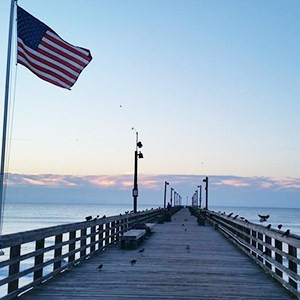 Play visit pender tourism for Surf city fishing pier