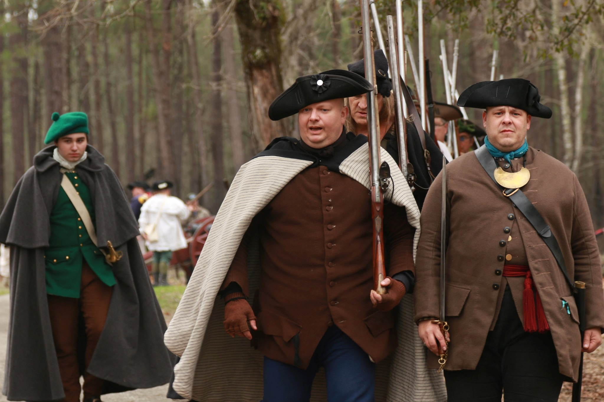 244th Anniversary of the battle of Moores Creek Bridge