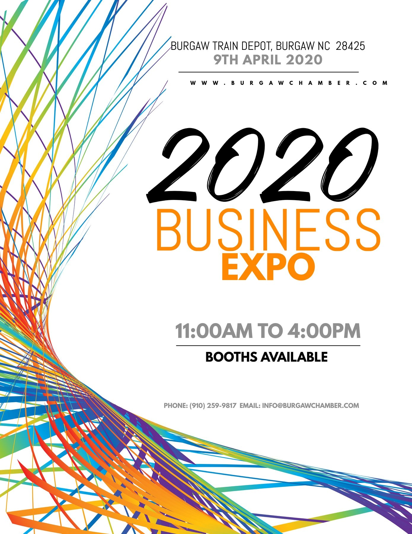 Annual Pender County Business Expo