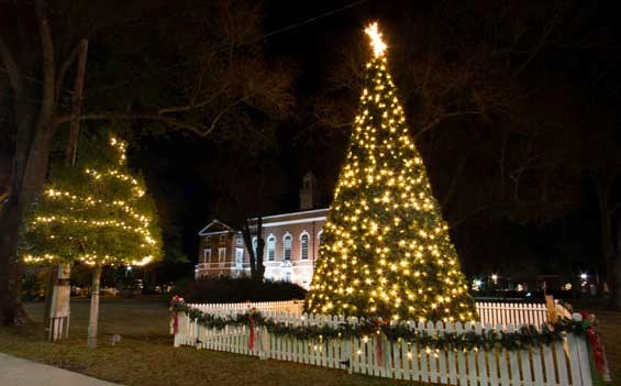 Town of Burgaw Annual Christmas Tree Lighting