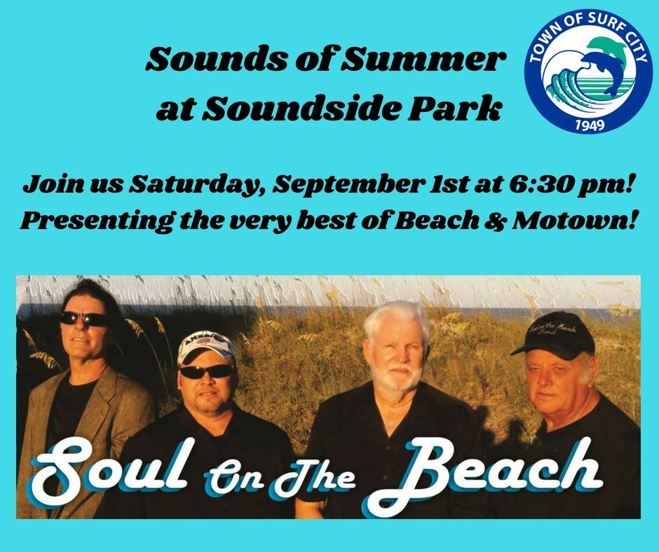 Sounds of the Summer Concert Series