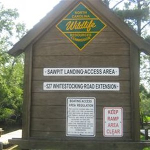 Boating Access - Sawpit Landing