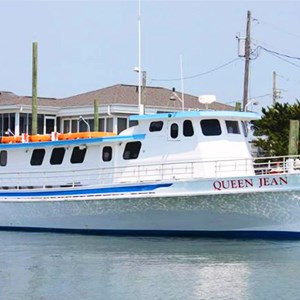 Topsail Island Tours on the Queen Jean