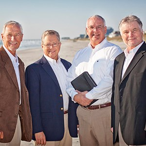 A Beach Wedding Minister-Weddings of Topsail